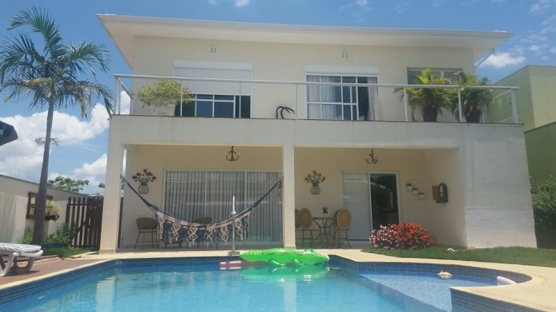 Casa em condomínio à venda  no Condomínio Bosque dos Pires - Itatiba, SP. Imóveis