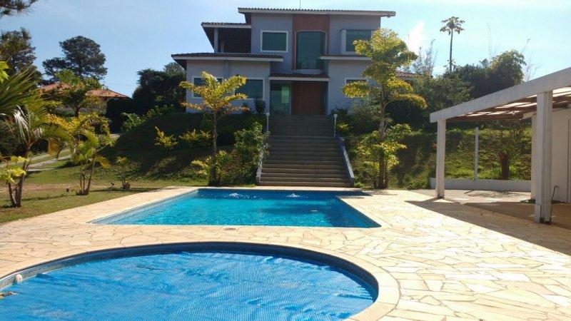 Casa em condomínio à venda  no Ville Chamonix - Itatiba, SP. Imóveis