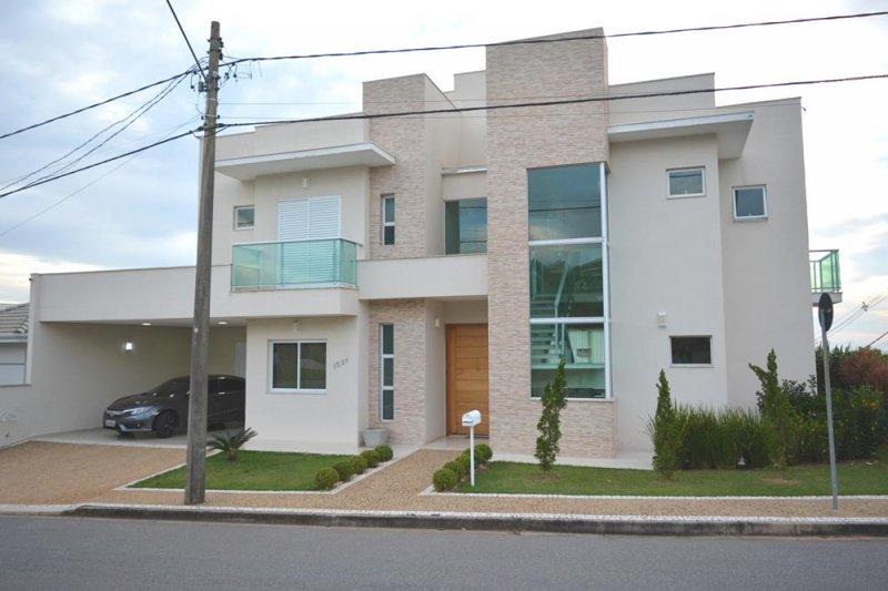 Casa em condomínio à venda  no Residencial Fazenda Serrinha - Itatiba, SP. Imóveis