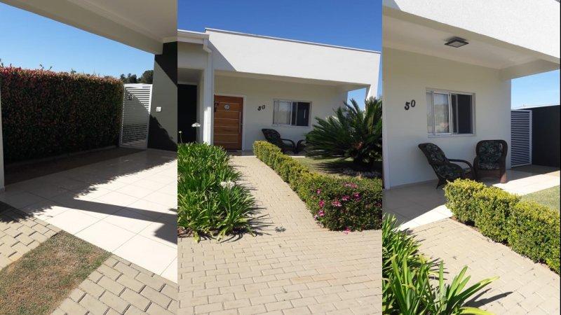 Casa à venda  no Condomínio Bosque dos Pires - Itatiba, SP. Imóveis